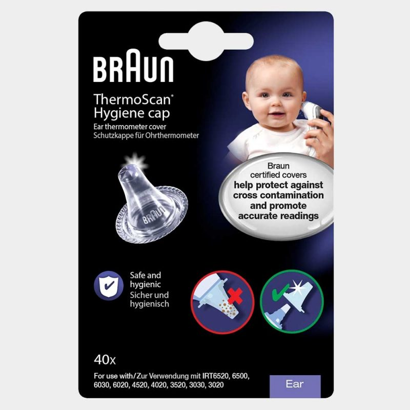 Braun ThermoScan™Lens Filters Package